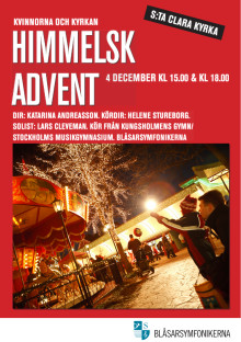 Program Adventskonsert