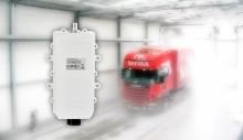 Trådlöst modem som kan högtryckstvättas