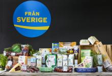 Ökad efterfrågan på svenskproducerade livsmedel