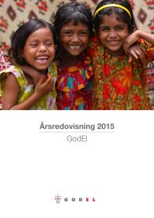 GodEl årsredovisning 2015