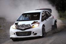 Toyota tillbaka i rally –  tävlar med Yaris i WRC