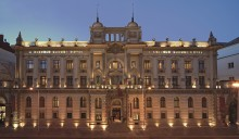 Hotel Boscolo Prague to host the 6th International Railway Summit