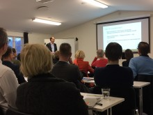 Slutseminarium för Gröna affärer genom bättre resursutnyttjande engagerade många!