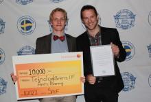 Skånestudenter tog hem storvinsten på årets Studentidrottsgala
