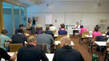 Undervisning i svenska med SFI och Clarion Hotel Stockholm