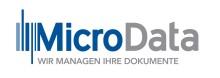Scandienstleister MicroData scannt Kassenabrechnungen und Eingangspost für die DZH