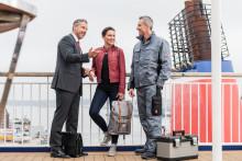 Unternehmen sparen Reisekosten mit Stena Line