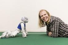 Din nästa kompis är en robot