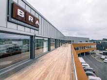 Dubbelt så stort när BRA Bygg bygger eget huvudkontor