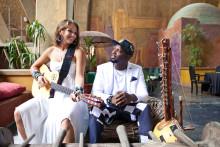 Världens musik i Musikriket med själfull duo