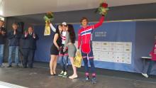 U23 landslaget klare for etapperittet Giro d'Aosta