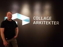 Vårt Collage-team har fått sin kontorschef!