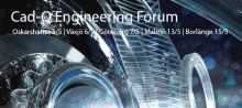 Välkommen till Cad-Q Engineering Forum i maj!