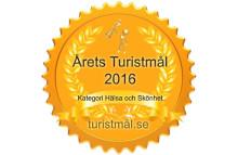Svenska folket har sagt sitt - Gullmarsstrand Hotell - Årets Turistmål 2016