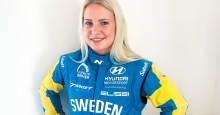 Jessica Bäckman enters Rome and FIA Motorsport Games 2019