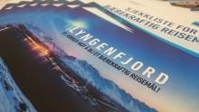 """Lyngenfjord - bærekraftig reisemål """"Vi er i gang"""""""