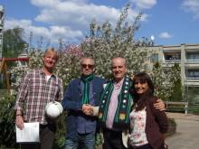 GAIS startar fotboll i Gårdsten