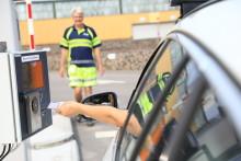 Passersystem införs vid Sysavs återvinningscentraler i december