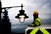 Replacement programme for street lighting across Moray