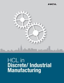 Tillverkande Industri - Tjänster från HCL