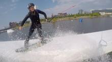 Välkommen på pressträff för Malmö Wakeboard Open och SM i Kite-surfing