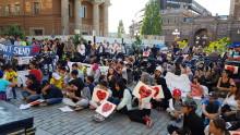 Mynttorget 30 juli: Barnfamiljerna samlas igen