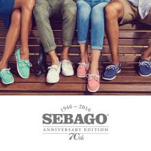 Sebago Docksides firar 70 år med jubileumsmodeller!