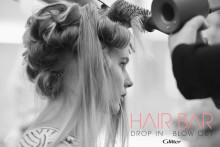 Glitter öppnar sin första  Hair Bar i Nordstan 6 april