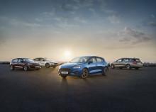 Ford avduker helt nye Ford Focus: Den mest dynamiske og spennende Ford noensinne
