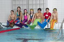Lär dig simma som en sjöjungfru