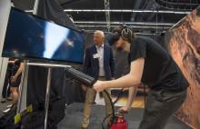 Lokala techbolag tar plats på Euro Mine Expo