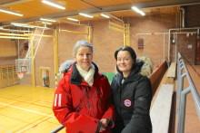 Mångmiljonsatsning på sporthallen i Jokkmokk