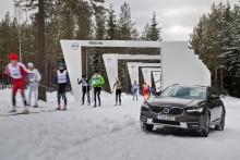 Vasaloppet och Volvo förlänger samarbetet