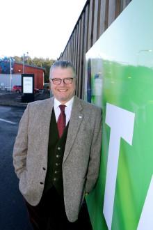 Johan Lausing ny VD på SÖRAB