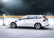 Bilmarknadens första plug-in hybrid - resultatet av nära samarbete mellan Volvo Personvagnar och Vattenfall