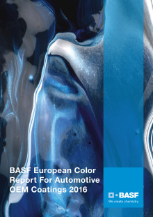 BASF European Color Report 2016