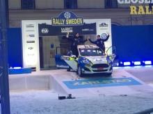 Seger till Ford-teamet Röjsel och Edvardsson