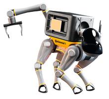 I fremtiden kan en robothund levere varene dine