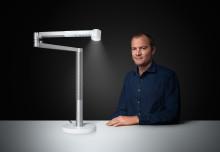 Une lampe, quatre modes d'éclairage : Dyson présente sa nouvelle lampe Dyson Lightcycle Morph
