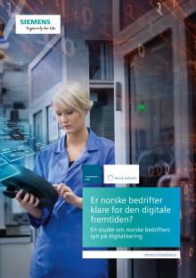 Studie: Er norske bedrifter klare for den digitale fremtiden?