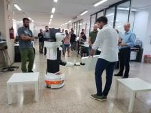 Genombrott: Robotar samarbetar med människor i föränderlig miljö