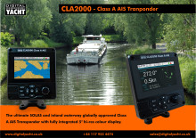 Special offer on CLA2000 Class A AIS Transponder for your members