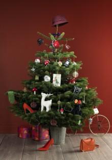 Åhléns julundersökning 2012: Julgranen ovanligare i storstäderna och idag börjar 30 procent av svenskarna att handla julklappar