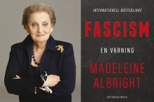 USA:s första kvinnliga utrikesminister bokaktuell i Sverige