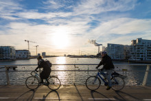 Ny grønn sykkelrute åpner i København