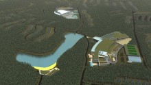 £250 million Center Parcs Village on track for spring 2014 opening