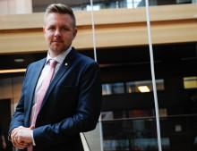 Fredrick Federley: Ge EU muskler att bekämpa cyberhot