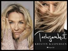 Kristin Kaspersen ger ut nya boken  Tacksamhet på HarperCollins Nordic