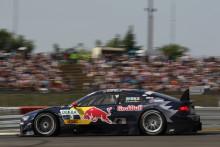 En Audi på pallen men Ekström blev poänglös i DTM