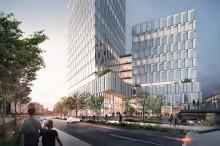 Compass Group öppnar verksamhet i Göteborgs nya kontorshus Citygate